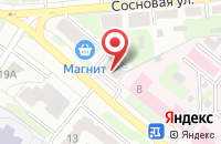 Схема проезда до компании Фан Химтрейд в Иваново