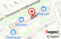 Схема проезда до компании Максавит в Иваново