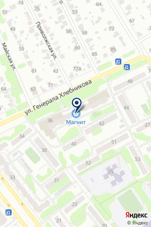 АПТЕКА № 175 на карте Иваново