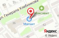 Схема проезда до компании Альтернативные Технологии в Иваново