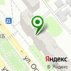 Местоположение компании ИвСтройЛюкс