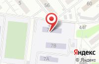 Схема проезда до компании Детский сад №88 в Иваново