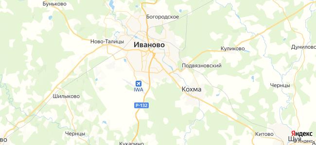 120 автобус в Иваново