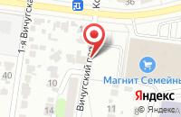Схема проезда до компании Сказка на востоке в Иваново