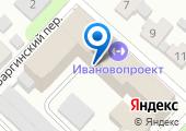 Ивановский центр по гидрометеорологии и мониторингу окружающей среды на карте