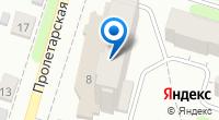 Компания Гараж37 на карте