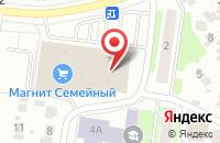 Схема проезда до компании PickPoint в Иваново