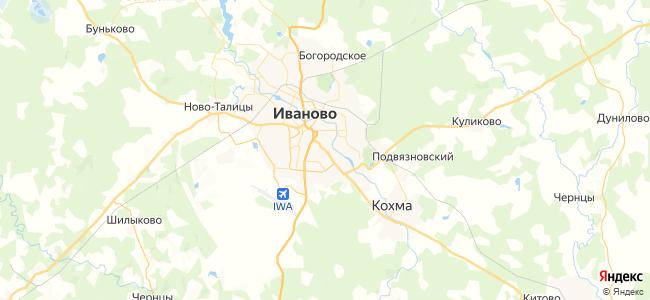 131 маршрутка в Иваново