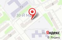 Схема проезда до компании Perfect Style в Иваново