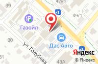 Схема проезда до компании Идеи из ИКЕИ в Иваново