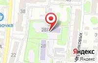 Схема проезда до компании Детский сад №107 в Иваново