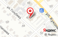 Схема проезда до компании Шатура в Иваново