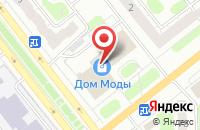 Схема проезда до компании Экран в Иваново