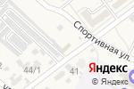 Схема проезда до компании Remotors в Новокубанске
