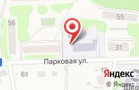 Схема проезда до компании Детский сад №1 в Богородском
