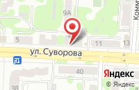 Схема проезда до компании Nastassi в Иваново