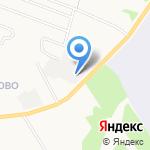 Гарант на карте Костромы