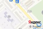 Схема проезда до компании РОСПЕЧАТЬ в Новокубанске