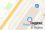 Схема проезда до компании Graciana в Костроме