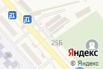 Схема проезда до компании Настенька в Новокубанске