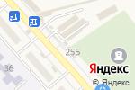 Схема проезда до компании Вечность в Новокубанске