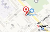 Схема проезда до компании MakeUp-студия Анны Пивоваровой в Новокубанске