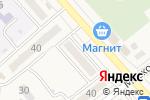 Схема проезда до компании Природа в Новокубанске