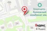 Схема проезда до компании Дамаск групп в Иваново
