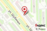 Схема проезда до компании Поликлиника №11 в Иваново