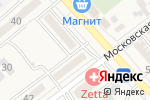 Схема проезда до компании Нотариус Ивановский И.Г. в Новокубанске