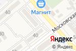 Схема проезда до компании Солнышко в Новокубанске