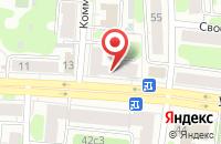 Схема проезда до компании Торгово-ремонтная компания в Иваново