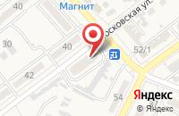 Схема проезда до компании Мужской каприз в Новокубанске