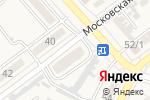 Схема проезда до компании Zetta в Новокубанске