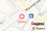 Схема проезда до компании Панацея в Новокубанске