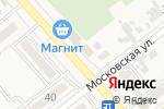 Схема проезда до компании Городская аптека в Новокубанске