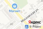 Схема проезда до компании Ярмарка в Новокубанске