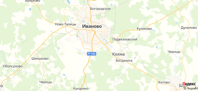 100к автобус в Иваново