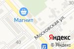 Схема проезда до компании Море пива в Новокубанске