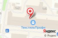 Схема проезда до компании Белорусская косметика в Иваново