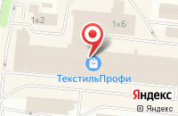 Схема проезда до компании Лира-Текс в Иваново