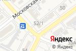 Схема проезда до компании Соляная пещера в Новокубанске