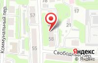 Схема проезда до компании Центр услуг в Иваново