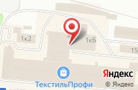 Схема проезда до компании ГобеленГлавСнаб в Иваново