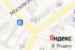 Схема проезда до компании Ириска в Новокубанске