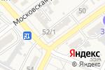 Схема проезда до компании Инь-Янь в Новокубанске