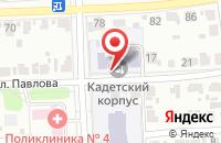Схема проезда до компании Православная средняя школа Феодоровской иконы Божией Матери в Иваново