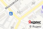 Схема проезда до компании Банкомат, КБ Кубань кредит в Новокубанске