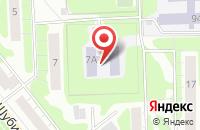 Схема проезда до компании Детский сад №44 в Иваново
