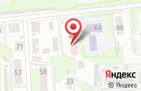 Схема проезда до компании Сосневский источник в Иваново
